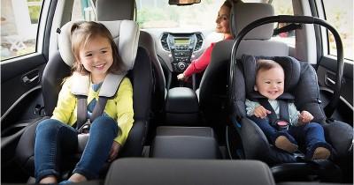 9 Rekomendasi Merek Car Seat Nyaman Anak