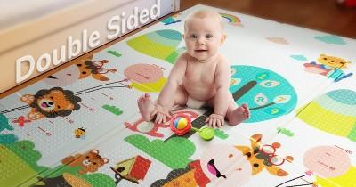 Aman Alas Bermain, Ini 5 Rekomendasi Playmat Bayi