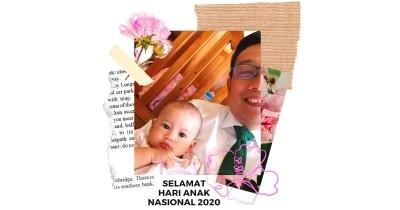 5 Fakta Ridwan Kamil Adopsi Anak 'Hari Anak Nasional 2020'