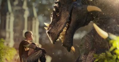 Cerita ke Anak, Ini Hewan Menginspirasi Karakter Naga Dalam Film