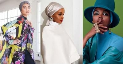 5 Inspirasi Anting pada Turban agar Kamu Tampil Makin Stylish