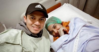 Banjir Dukungan, Zaskia Sungkar Melewati Transfer Embrio dengan Lancar