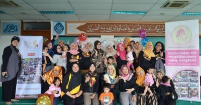 Komunitas Pejuang ASI Indonesia Support System Ibu Menyusui