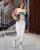 6. Simpel tie dye look a la Gigi Hadid