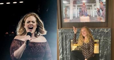 Turun Berat Badan Sampai 45 Kg, Ini 7 Potret Transformasi Adele