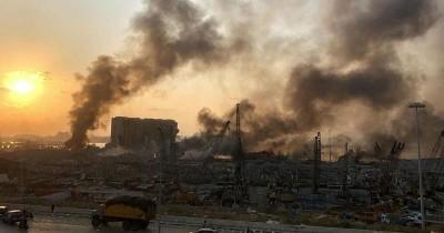 Fakta Dibalik Ledakan Dahsyat Lebanon, Ribuan Orang Luka-Luka