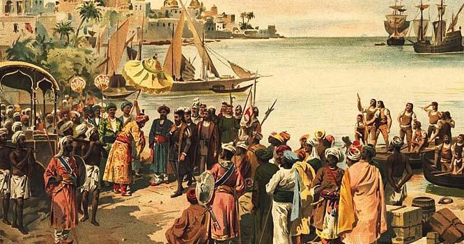 1. Portugis (1509 - 1595)