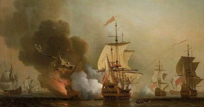 2. Spanyol (1521 - 1692)