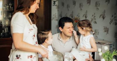 5 Tips Memasak Bersama si Kecil Aman Nyaman