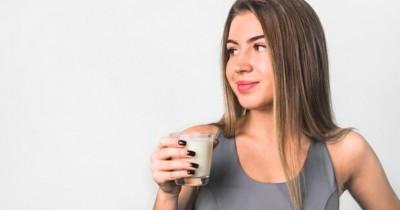 Luar Biasa, Inilah 5 Manfaat Minum Susu Sebelum Tidur Malam Hari