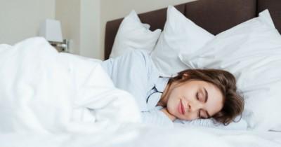 Ma, Ini 7 Cara Tidur Nyenyak saat Stres Melanda