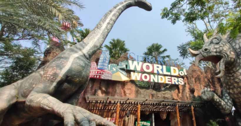 7. World of Wonders Theme Park