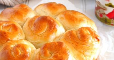 Anti Gagal, Begini Resep Cara Membuat Roti Susu Lembut