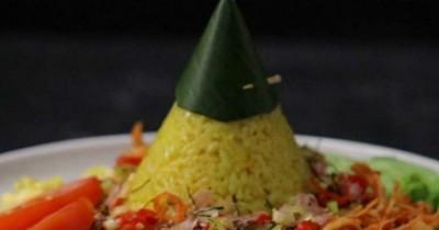 5 Ragam Resep Nasi Tumpeng Rayakan Hari Istimewa