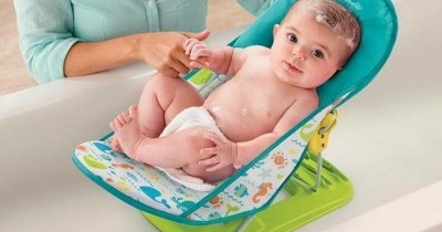 Agar Tidak Membahayakan, Ini Dia 5 Cara Tepat Memilih Baby Bather