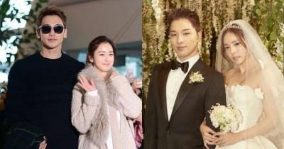 10 Pasangan Artis Korea Romantis Tak Kalah dari Cerita Drama