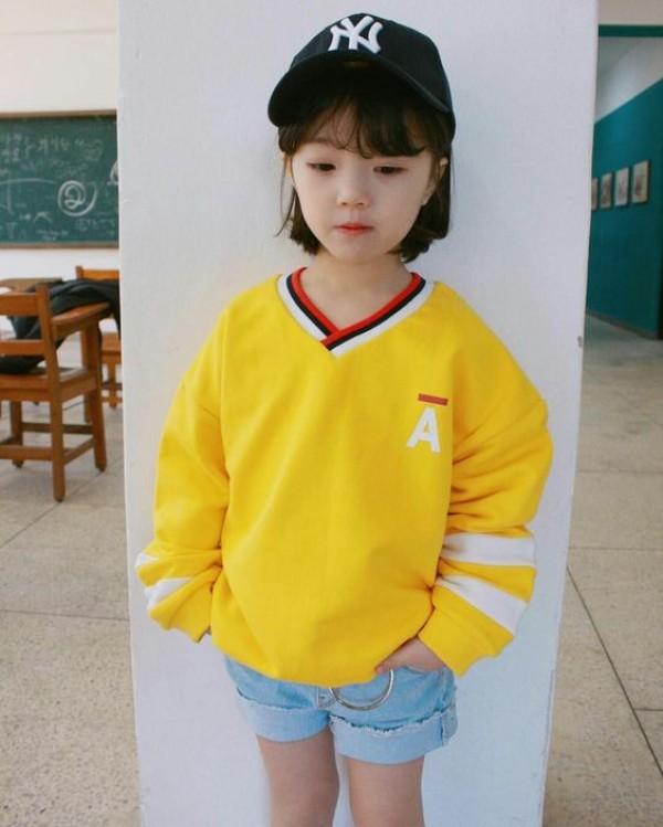 8 Gaya Poni A La Korea Untuk Anak Biar Makin Imut Popmama Com