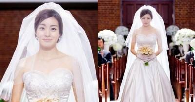Pernah Pacaran dengan Hyunbin, Aktris Korea Kang Sora Resmi Menikah