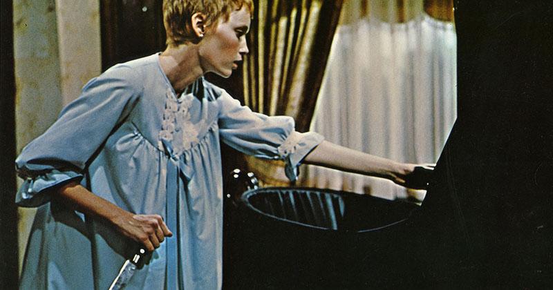 5. Produser Rosemary's Baby (1968) menderita sakit parah istri sang sutradara terbunuh saat tengah mengandung