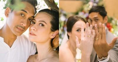 7 Perjalanan Cinta Restu Sinaga Vicky Hingga Menikah