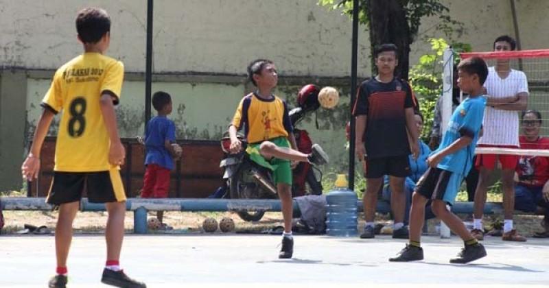 7 Olahraga Tradisional Khas Indonesia Menyehatkan Anak Popmama Com