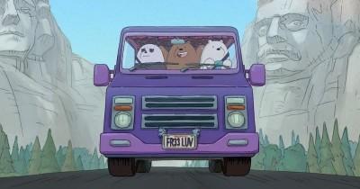5 Hal Penting Bisa Dipetik dari Serial Animasi 'We Bare Bears'