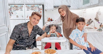 Keguguran Anak Ketiga, Fairuz Beruntung Didampingi Sonny Septian