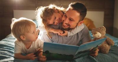 5 Pilihan Cerita Fabel Bisa Dibacakan ke Anak Menjelang Tidur