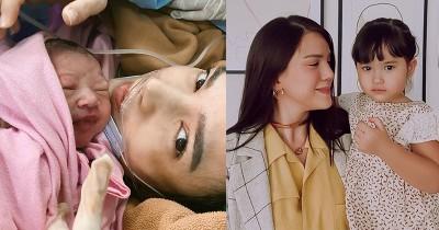 Potret Alita Anak Pertama Alice Norin Sudah Resmi Menjadi Kakak
