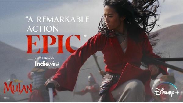 Fakta Menarik Film Mulan Sempat Trending Diboikot Popmama Com