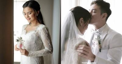 Usai Putus Nyambung 2 Kali, Audi Marissa Anthony Xie Resmi Menikah