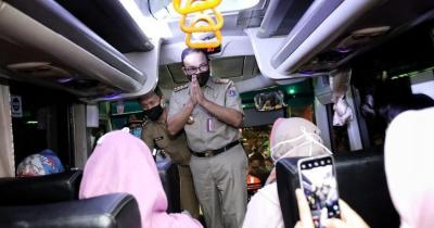 PSBB Jakarta Diperpanjang, Sejumlah Peraturan Pembatasan Masih Berlaku
