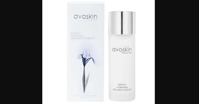 1. Avoskin Perfect Hydrating Treatment Essence jaga kesegaran kelembapan kulit
