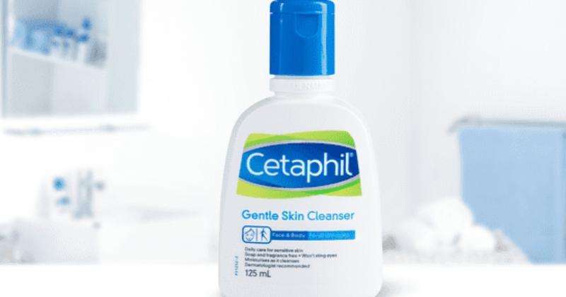 2. Cetaphil Gentle Skin Cleanser cocok beragam jenis kulit sekalipun sensitif