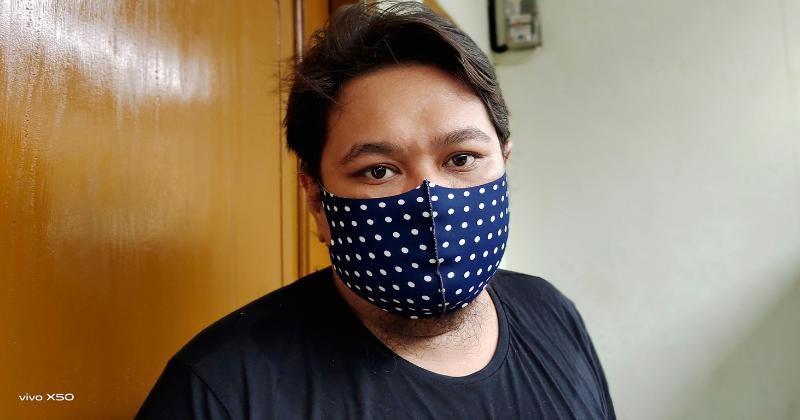 2. Bisnis masker 3 lapis