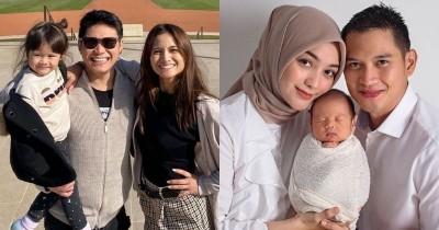 Banyak Berkah 11 Artis Indonesia Ini Langsung Hamil setelah Menikah
