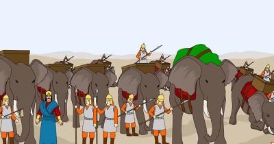Ajarkan Anak Sejarah Islam dari Bacaan Surat Al-Fil dan Arti