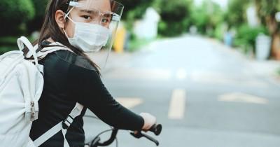 Beritahu Anak Mama, Ini Tips Bersepeda Aman Selama Masa Pandemi