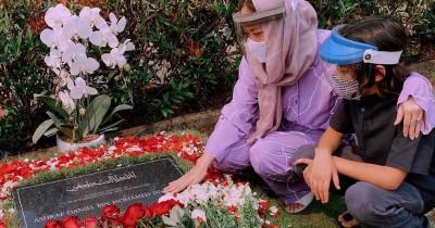 BCL Tulis Pesan Rindu Mengharukan Ulang Tahun Ashraf Sinclair