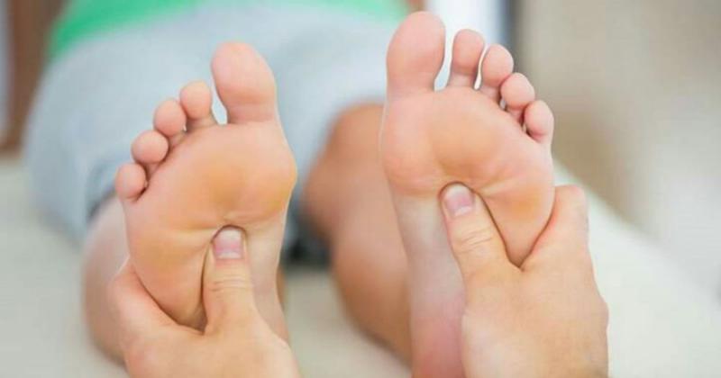 3. Pembengkakkan kaki akibat penyumbatan