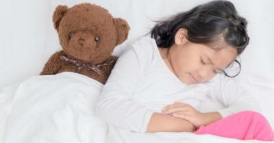 5 Tips Mengatasi Penyakit Infeksi Lambung Anak