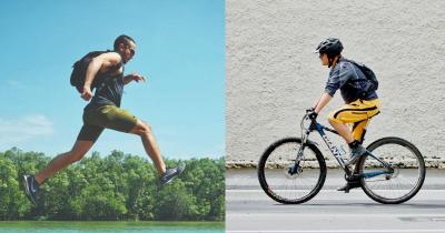 Beragam Cedera Olahraga Akibat Bersepeda Lari Serta Pencegahannya