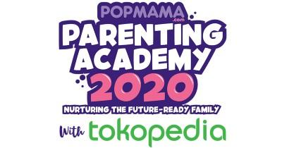 Inovasi Baru, Popmama Parenting Academy 2020 Hadir Secara Virtual