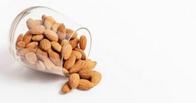 Manfaat Kacang Almond Kesehatan Laki-Laki