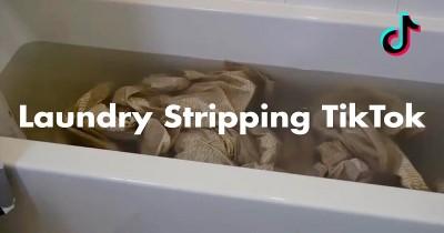 Ma, Sudah Tahu Cara Mencuci yang Sedang Viral di TikTok?