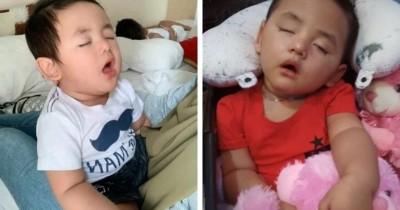 Sempat Viral Tertidur Selama Setahun, Bayi Shaka Meninggal Dunia