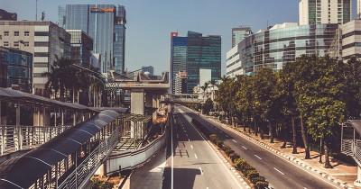 Siap-Siap, Ada 10 Titik Jalan Jakarta Dibatasi Mulai Malam Ini