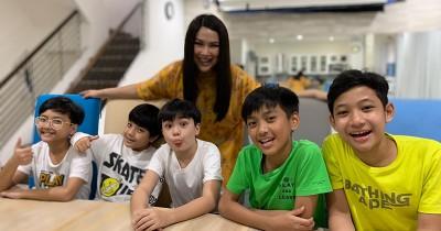 Tips Titi DJ agar Orangtua Bisa Mendukung Bakat Anak saat Pandemi