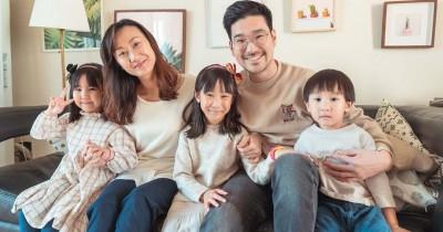 Inspiratif! 7 Pelajaran Parenting yang Diambil dari Kimbab Family