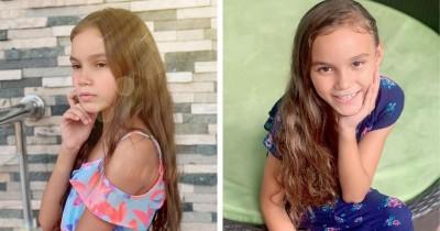 Sudah Remaja, 9 Potret Chloe Lynch Anak Perempuan Melaney Ricardo
